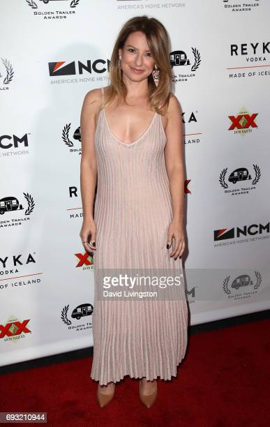 Actress Sugar Lyn Beard attends the 18th Annual Golden Trailer Awards at the Saban Theatre on June 6 2017 in Beverly Hills California