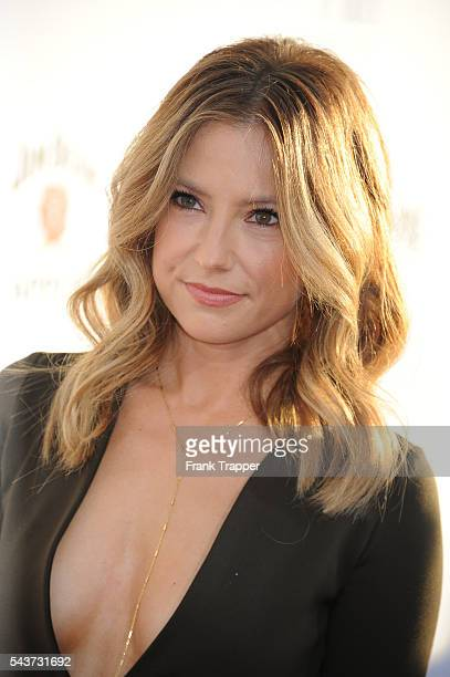 Actress Sugar Lyn Beard attends the premiere of 20th Century Fox's Mike And Dave Need Wedding Dates held at Cinerama Dome at ArcLight Cinemas on June...
