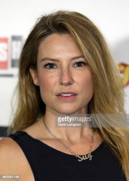Actress Sugar Lyn Beard attends the premiere of The Tiger Hunter at Laemmle Monica Film Center on September 22 2017 in Santa Monica California