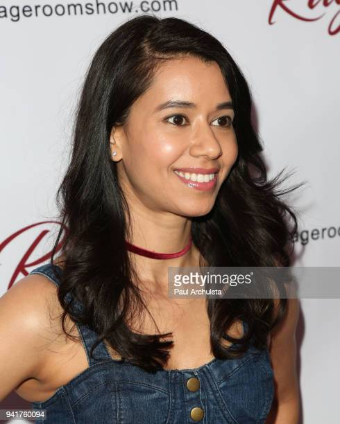 Actress Sujata Day attends the special screening of 'Rage Room' at Los Globos on April 3 2018 in Los Angeles California