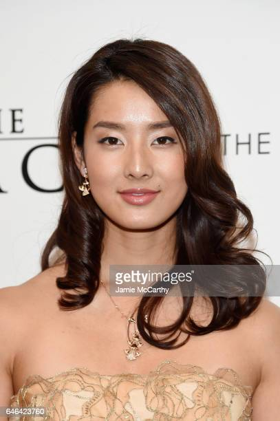 Actress Sumire Matsubara attends Lionsgate Hosts the World Premiere of 'The Shack' at the Museum of Modern Art on February 28 2017 in New York City