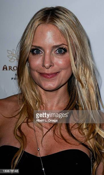 Actress Sunny Doench arrives for the Premiere Of 'Coffin' held at Laemmle's Sunset 5 on October 27 2011 in West Hollywood California