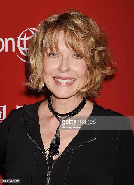 Actress Susan Blakely arrives at Operation Smile's Annual Smile Gala at the Beverly Wilshire Four Seasons Hotel on September 30 2016 in Beverly Hills...