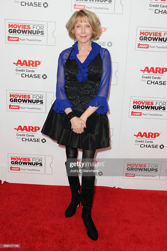 Actress Susan Blakely attends AARP's 15th Annual Movies For Grownups Awards at the Beverly Wilshire Four Seasons Hotel on February 8, 2016 in Beverly Hills, California.