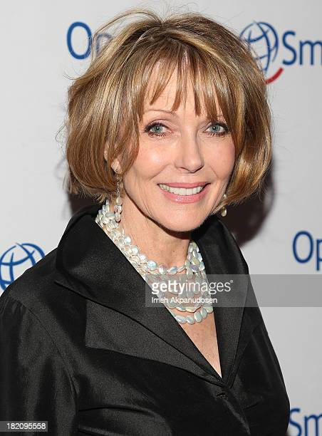 Actress Susan Blakely attends Operation Smile's 2013 Smile Gala at the Beverly Wilshire Four Seasons Hotel on September 27 2013 in Beverly Hills...