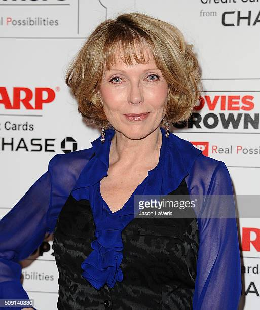 Actress Susan Blakely attends the 15th annual Movies For Grownups Awards at the Beverly Wilshire Four Seasons Hotel on February 8 2016 in Beverly...