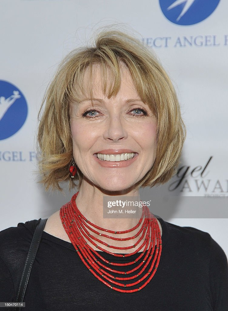 Actress Susan Blakely attends the 17th Annual Angel Awards at Project Angel Food on August 18, 2012 in Los Angeles, California.