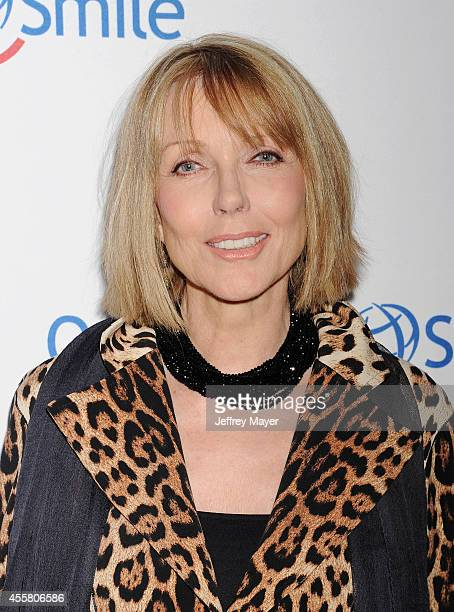 Actress Susan Blakely attends the 2014 Operation Smile Gala at the Beverly Wilshire Four Seasons Hotel on September 19 2014 in Beverly Hills...