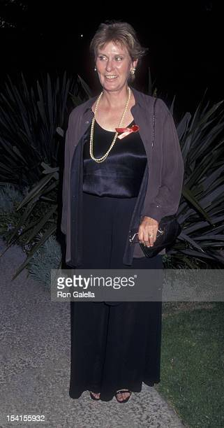 Actress Susan Clark attends Sixth Annual Primetime Emmy Awards Nominees Cocktail Party on September 10 1997 at Westwood Marquis Hotel in Westwood...