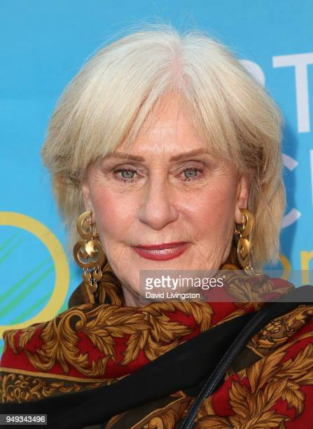 Actress Susan Clark attends the opening night of KCET Link TV's EARTH FOCUS Environmental Film Festival screening of Love Bananas An Elephant Story...