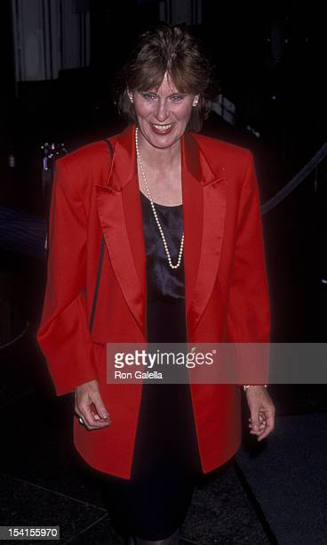 Actress Susan Clark attends Writer's Guild of America Gala Honoring Blake Edwards on October 24 1993 at the Director's Guild Theater in Hollywood...