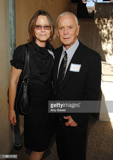 Actress Susan Dey and husband Bernard Sofronski attend the Rape Treatment Center Annual Benefit on September 30 2007 in Beverly Hills California