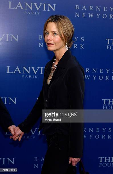 Actress Susan Dey attends the Fall 2004 Lanvin Fashion Show benefiting the Rape Foundation on May 12 2004 at the Barneys New York store in Beverly...