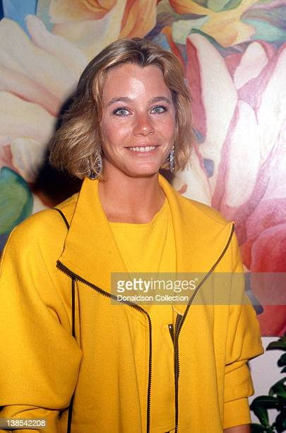 Actress Susan Dey poses for a portrait as she attends an event in circa 1985 in Los Angeles California