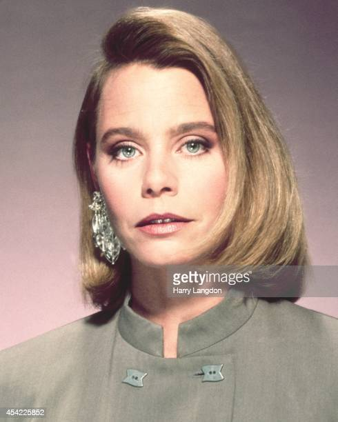 Actress Susan Dey poses for a portrait in 1985 in Los Angeles California