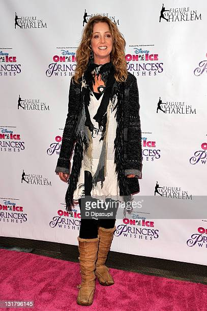 Actress Susan Haskell attends Disney On Ice's 'Princess Wishes' opening night at Madison Square Garden on January 21 2011 in New York City
