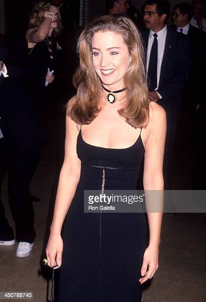 Actress Susan Haskell attends the 10th Annual Soap Opera Digest Awards on February 4 1994 at the Beverly Hilton Hotel in Beverly Hills California