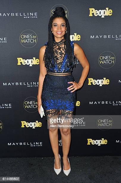 Actress Susan Kelechi Watson attends People's Ones To Watch party at EP LP on October 13 2016 in West Hollywood California