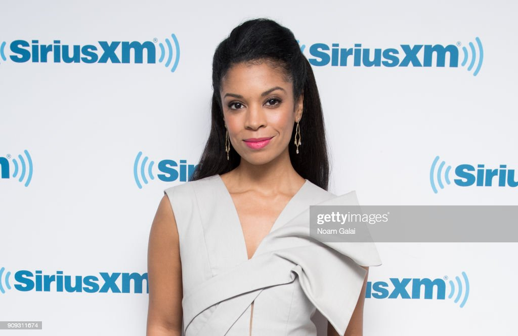 Celebrities Visit SiriusXM - January 23, 2018