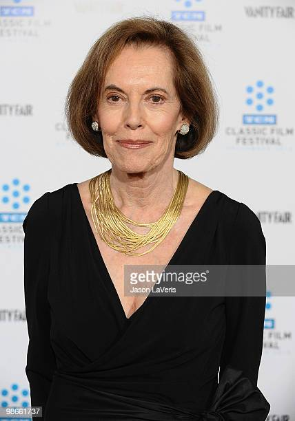 Actress Susan Kohner attends the 2010 TCM Classic Film Festival opening night gala and premiere of A Star is Born at Grauman's Chinese Theatre on...