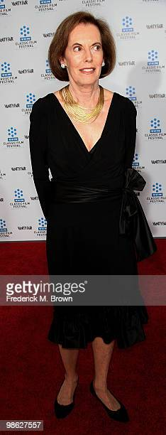 Actress Susan Kohner attends the TCM Classic Film Festival screening of a A Star Is Born at Grauman's Chinese Theater on April 22 2010 in Hollywood...