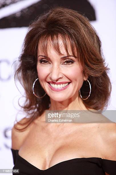 Actress Susan Lucci attends 'A Serious Man' premiere at the Ziegfeld Theatre on September 24 2009 in New York City