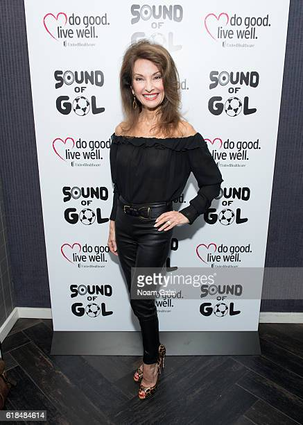 Actress Susan Lucci attends the 2016 Sound of Gol Fundraiser at The Chester on October 26 2016 in New York City