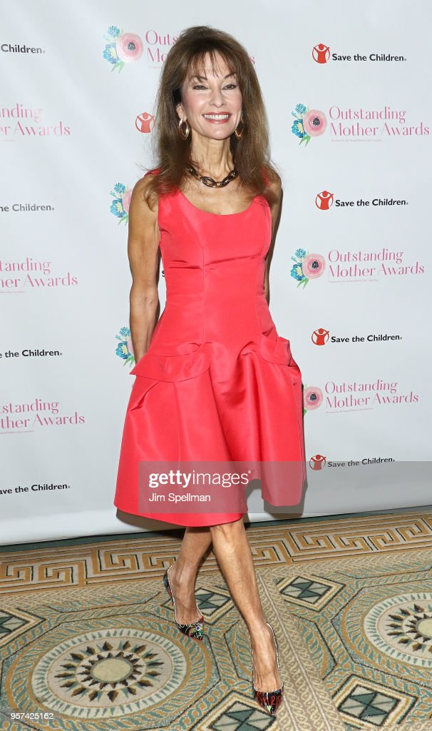 Actress Susan Lucci attends the 2018 Outstanding Mother