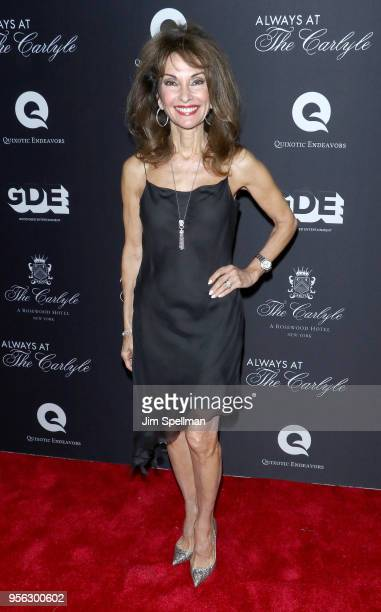 Actress Susan Lucci attends the New York premiere after party for Always At The Carlyle at The Carlyle on May 8 2018 in New York City