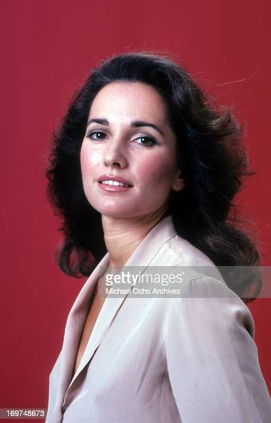 Actress Susan Lucci poses for a portrait in circa 1978