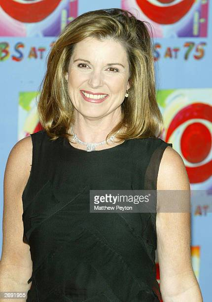 Actress Susan Saint James arrives at the CBS At 75 celebration at the Hammerstein Ballroom November 2 2003 in New York City This special event...