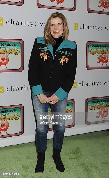 Actress Susan Saint James attends Charlie Ebersol's 'Charlieland' Birthday Party And Charity Water Fundraiser on December 8 2012 in Los Angeles...