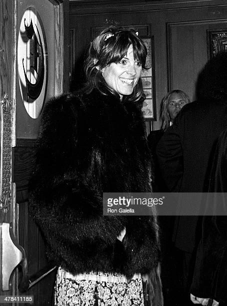 Actress Susan Saint James attends the 22nd Annual Grammy Awards After Party Hosted by Warner Bros Records on February 27 1980 at Chasen's Restaurant...