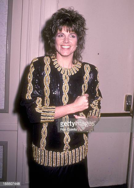 Actress Susan Saint James attends the 25th Annual International Broadcasting Awards on March 19 1985 at Century Plaza Hotel in Los Angeles California