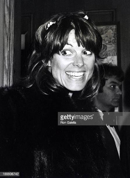 Actress Susan Saint James attends the party for 22nd Annual Grammy Awards on February 27 1980 at Chasen's Restaurant in Beverly Hills California