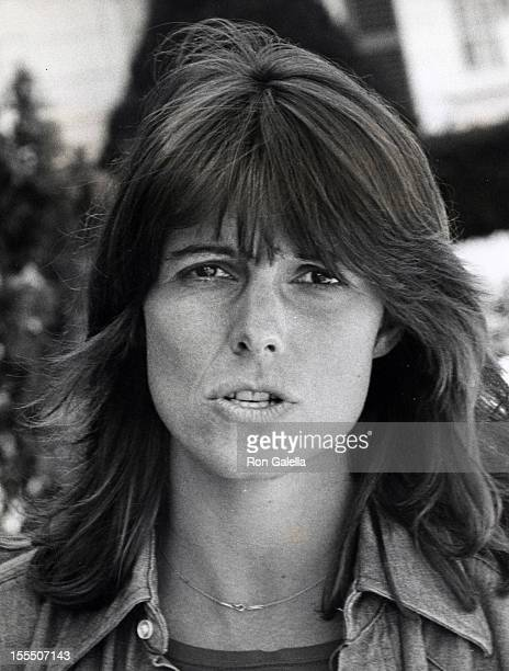 Actress Susan Saint James sighted on August 21 1981 at the Hyannis Yacht Club in Hyannis Massachusetts