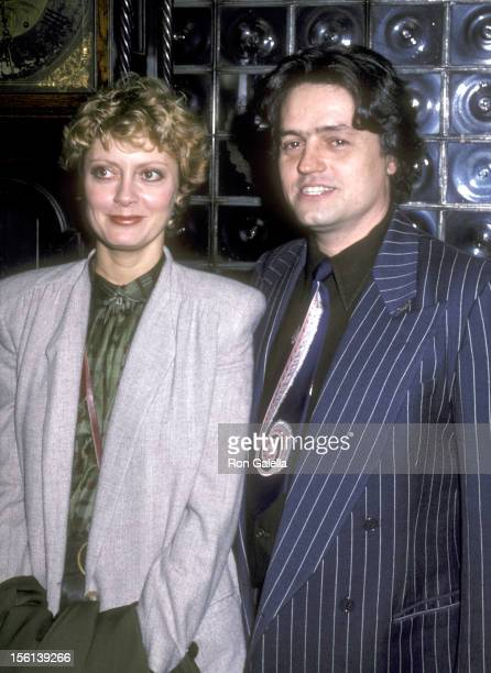 Actress Susan Sarandon and Director Jonathan Demme attends the Party to celebrate the debut of the PBS anthology television series 'The American...
