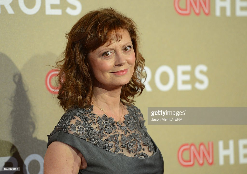 Actress Susan Sarandon attends the CNN Heroes: An All Star Tribute at The Shrine Auditorium on December 2, 2012 in Los Angeles, California. 23046_004_JM_0997.JPG