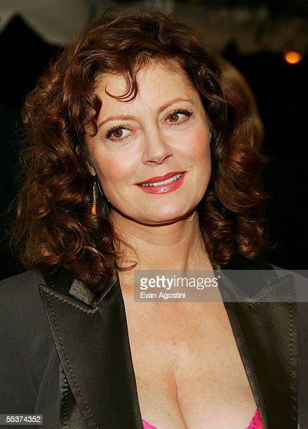 """Actress Susan Sarandon attends the gala premiere of """"Elizabethtown"""" at Roy Thomson Hall during the 2005 Toronto International Film Festival on..."""