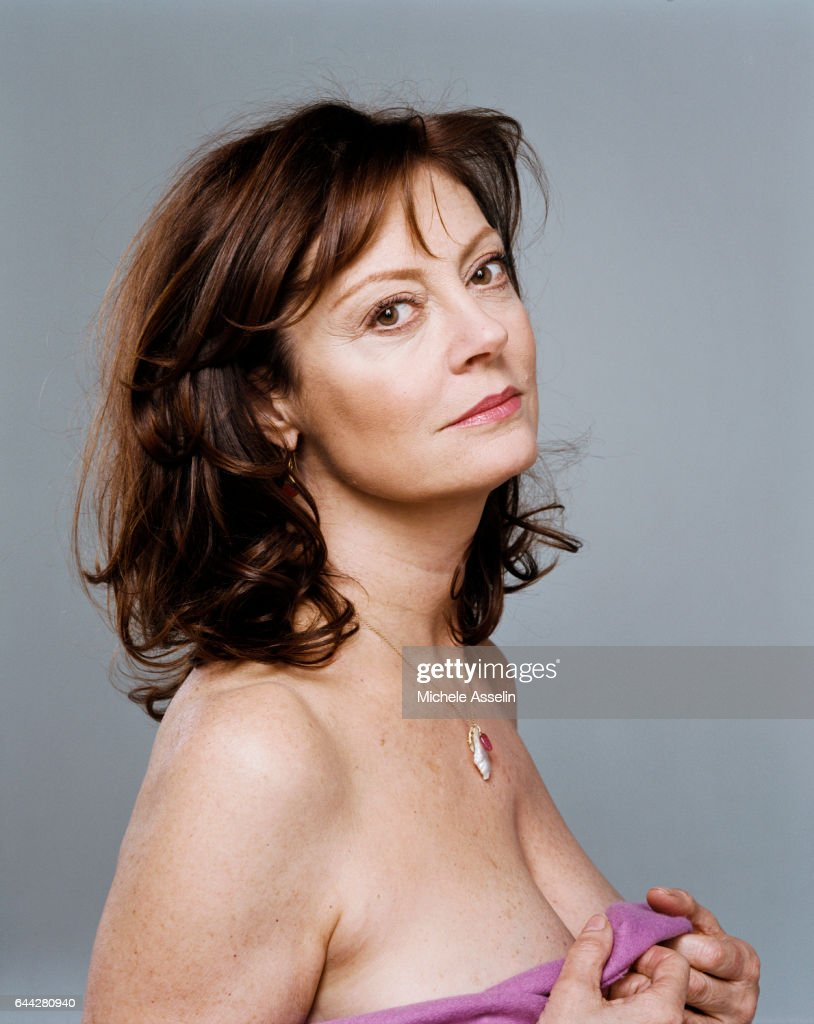 Susan Sarandon, Portrait Session, February 24, 2006