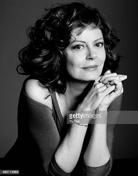Actress Susan Sarandon is photographed for Variety on April 10 2014 in New York City