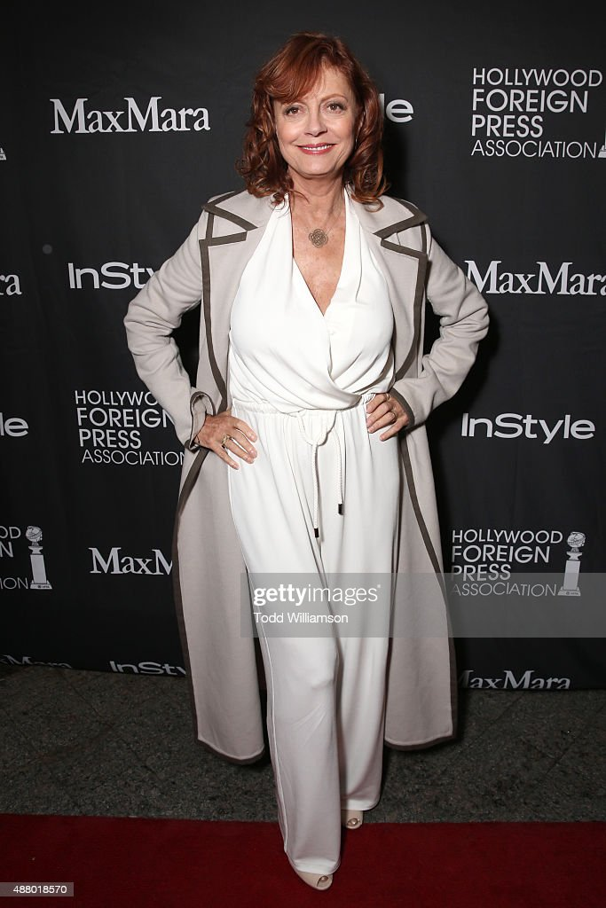 Hollywood Foreign Press Association And InStyle's Annual Celebration Of The Toronto International Film Festival