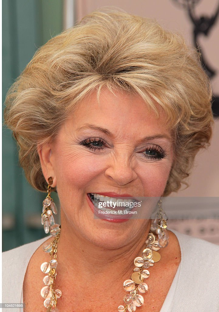 Actress Susan Seaforth Hayes attends the Academy of Television Arts News Photo - Getty Images