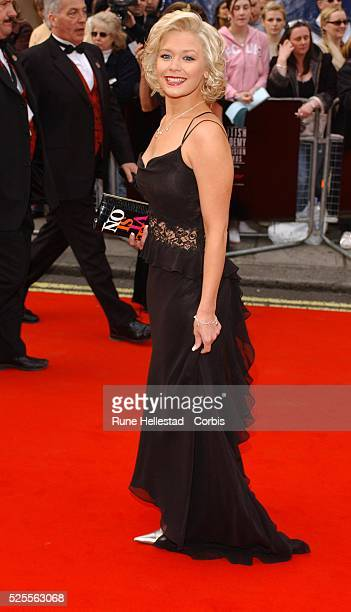 Actress Susan Shaw attends the Pioneer British Academy Television Awards at the Theatre Royal Drury Lane
