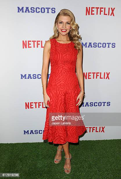 Actress Susan Yeagley attends a screening of 'Mascots' at Linwood Dunn Theater on October 5 2016 in Los Angeles California