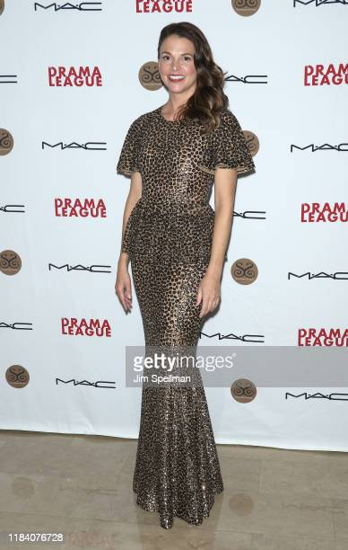 Actress Sutton Foster attends the Drama League's 2019 Annual Benefit Gala at The Plaza on October 28 2019 in New York City