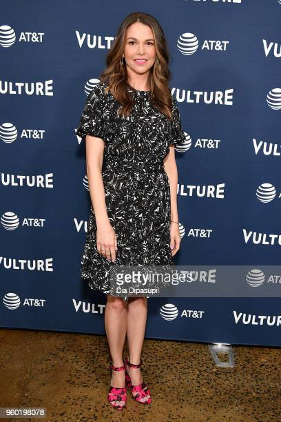 Actress Sutton Foster attends the Vulture Festival Presented By ATT Milk Studios Day 1 at Milk Studios on May 19 2018 in New York City
