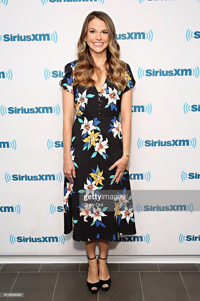 Celebrities Visit SiriusXM - September 26, 2016