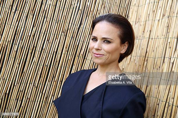 Actress Suzanne Clement attends the photocall for 'Early Winter' during the 72nd Venice Film Festival on September 3 2015 in Venice Italy