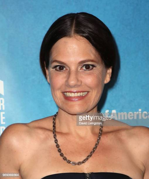 Actress Suzanne Cryer attends the opening night of 'Soft Power' presented by the Center Theatre Group at the Ahmanson Theatre on May 16 2018 in Los...